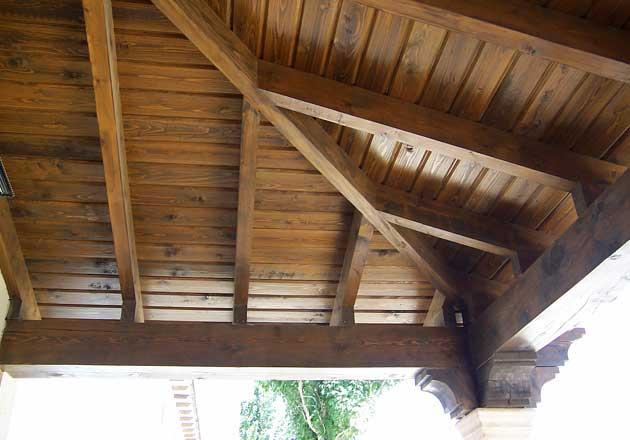 Mi casa decoracion tratamiento de madera for Tratamiento madera exterior