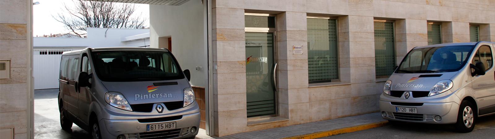Imagen de fachada de la empresa