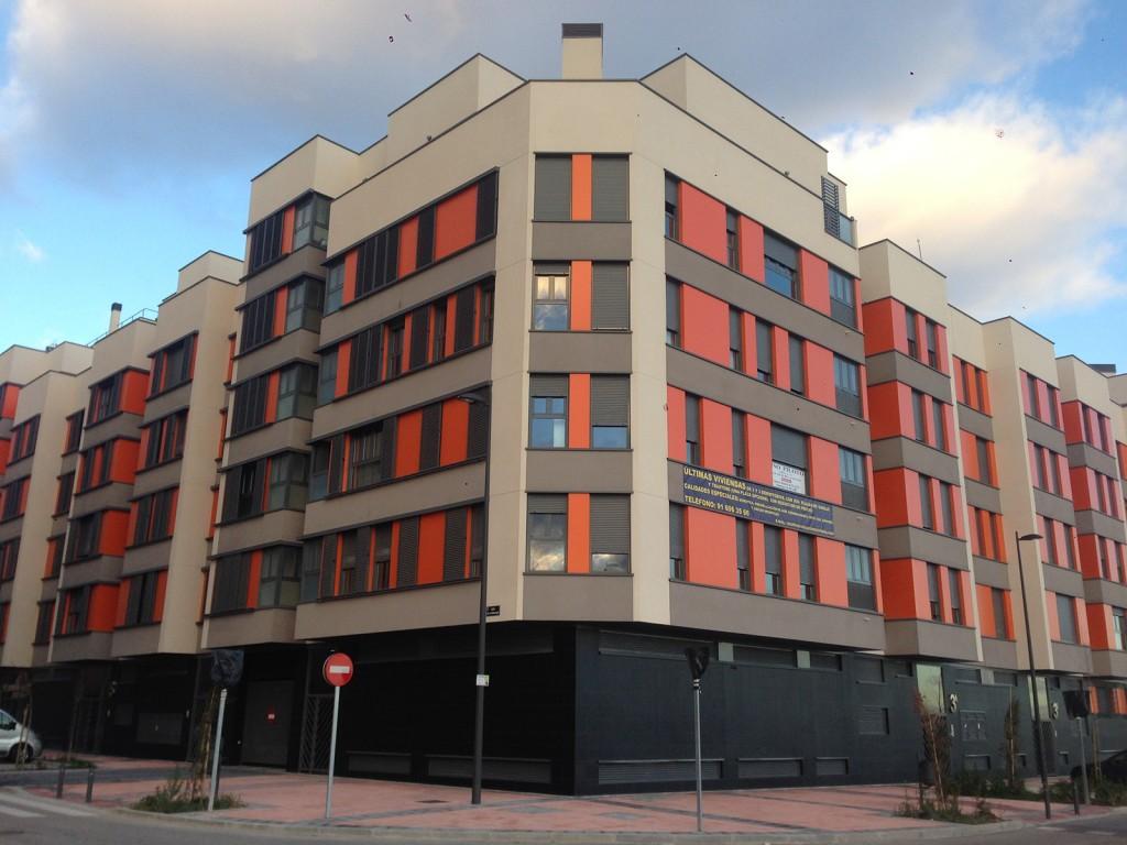 Viviendas getafe empresa de pintores en madrid pinfersan - Pintores de viviendas ...