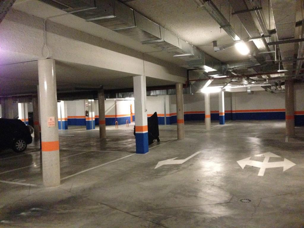 Pintura de parkings pinfersan empresa especializada - Pintura para parking ...