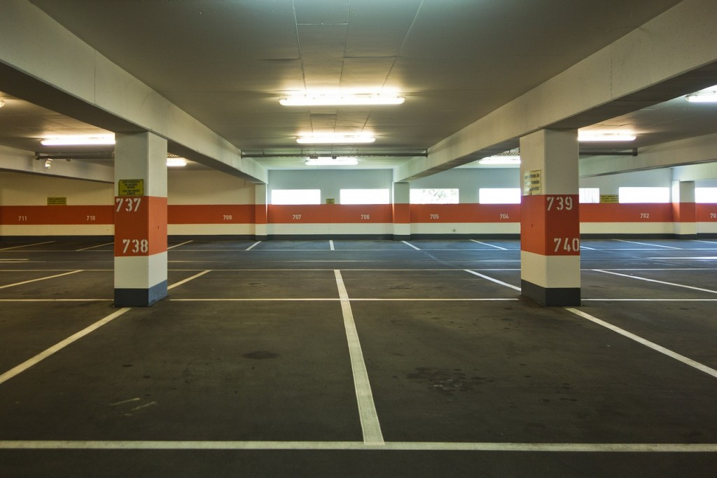 pintura de parkings profesional