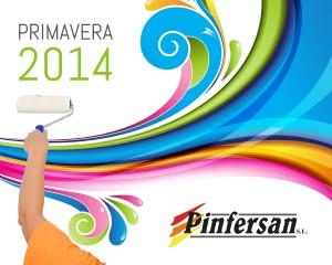 Pintura y Decoracion Primavera 2014