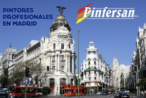 Pintores Profesionales en Madrid