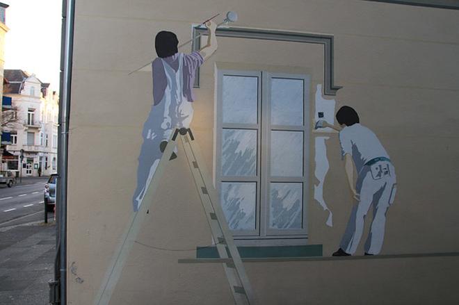 Pintores en Madrid.¿Buscas empresas de pintura? - Pinfersan