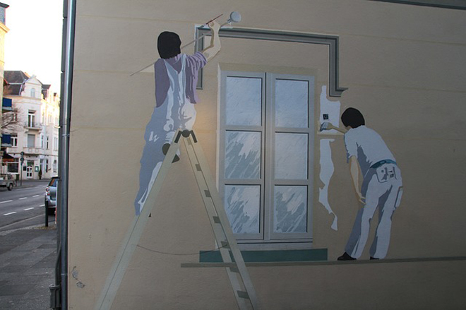 Pintores en Madrid: Pinfersan
