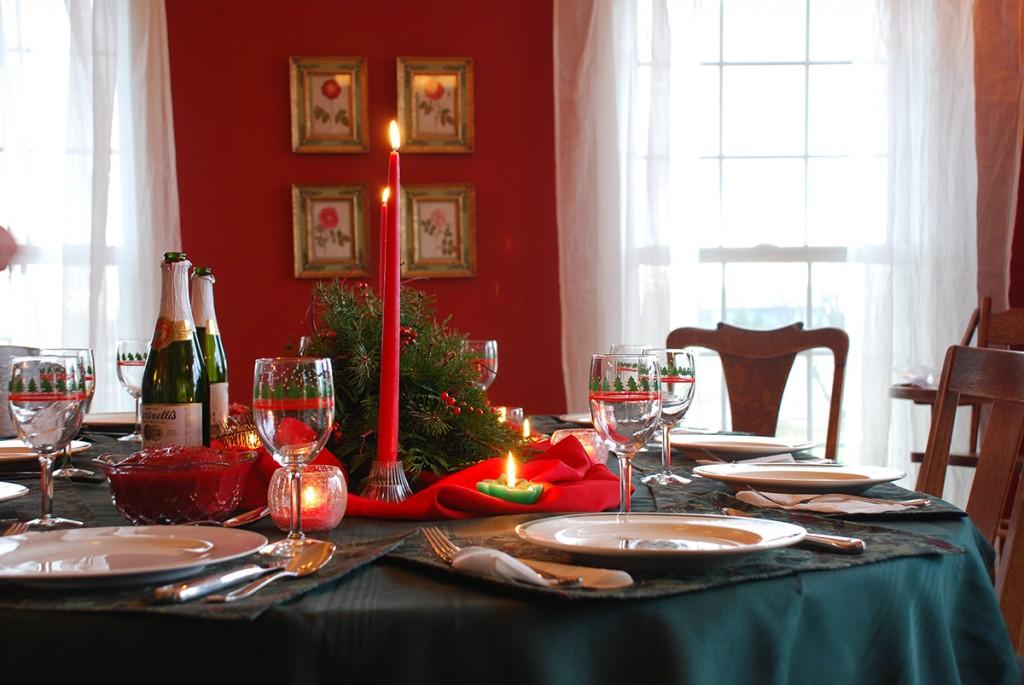 Estilos y colores navideños