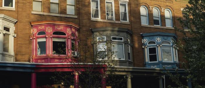 Pintura de fachadas para casas clásicas